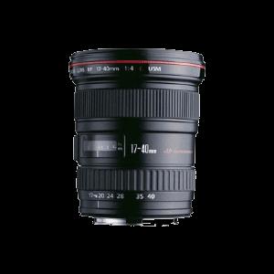 Canon EF 17-40mm 4 L USM