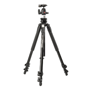 Manfrotto 190 XPROB mit 496RC2