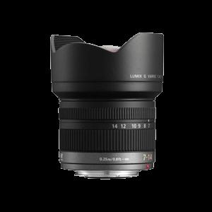 Panasonic Lumix G Vario 7-14mm 4.0
