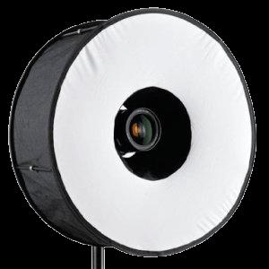 RoundFlash Magnetic Black Ringblitz-Diffuser Mobile Softbox 45cm