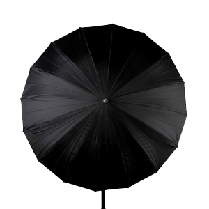 Studioschirm black