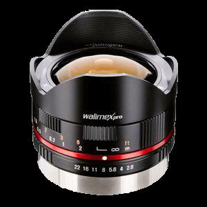 Walimex Pro 7,5mm 3.5 Fish-Eye