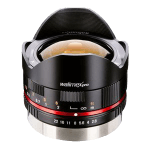 Walimex Pro 8mm 2.8 Fish-Eye