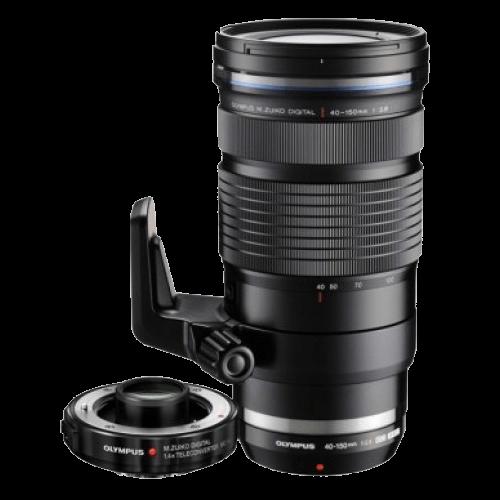 Olympus M.ZUIKO DIGITAL ED 40-150mm 2.8